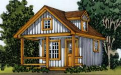 Wondrous Easy To Build Cabin Plans Largest Home Design Picture Inspirations Pitcheantrous