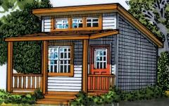 Stupendous Easy To Build Cabin Plans Largest Home Design Picture Inspirations Pitcheantrous