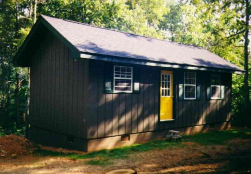 North Bay Cabin Plan