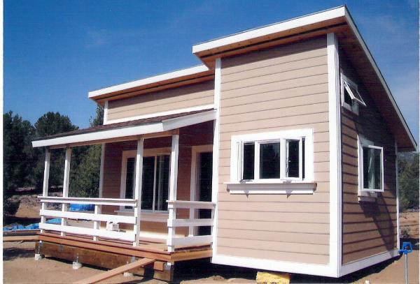 Yukon Cabin Plan
